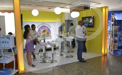 STAND Laboratorios El Mana