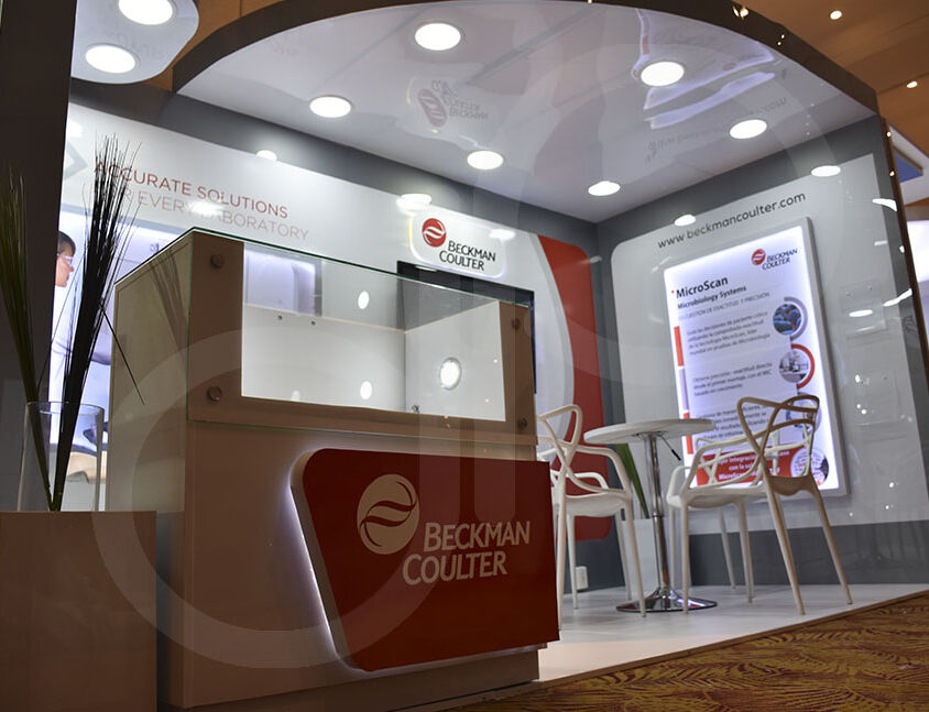 Stand Beckman Coulter Cali – 2018