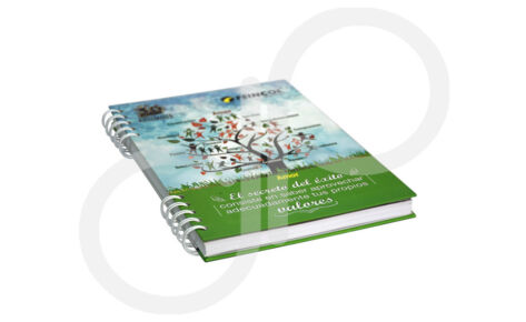 Impresión Cuaderno Feincol
