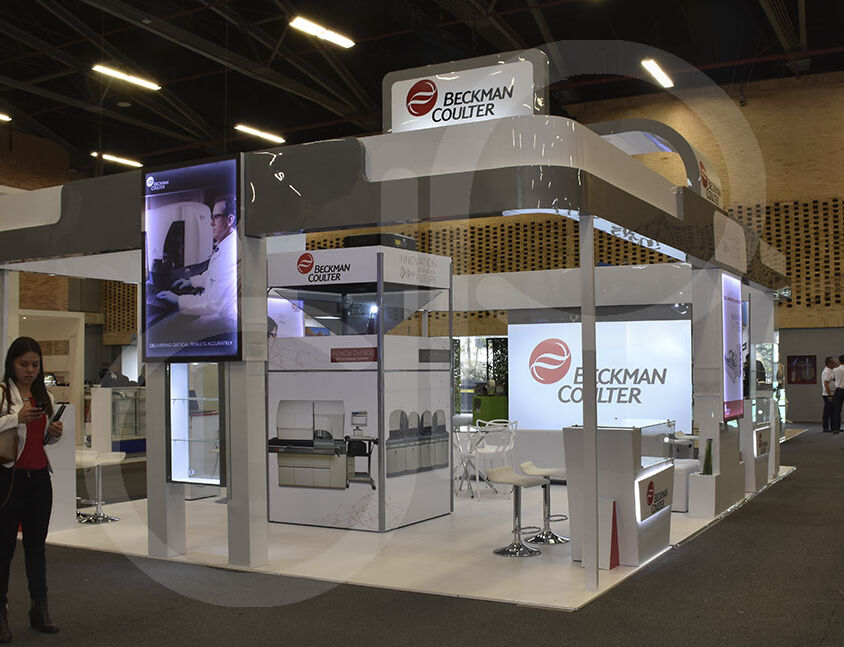 Stand Beckman Coulter Bogotá 2018