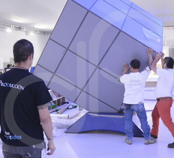 Video Mapping 3D Imocom-3