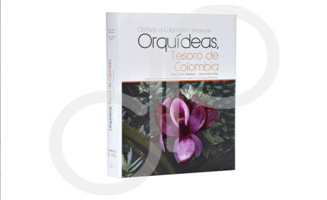 Impresión Libro Orquideas Tesoro de Colombia Tomo 2