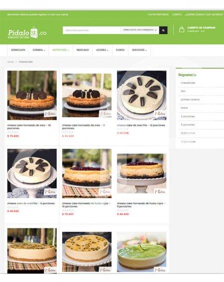 PAGINA WEB PIDALO YA-2