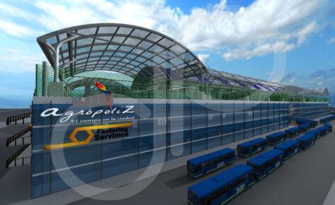 Producción Audiovisual recorrido 3D Agropoliz