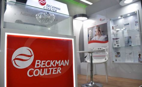 Stand Beckman Coulter Bogotá, junio – 2019