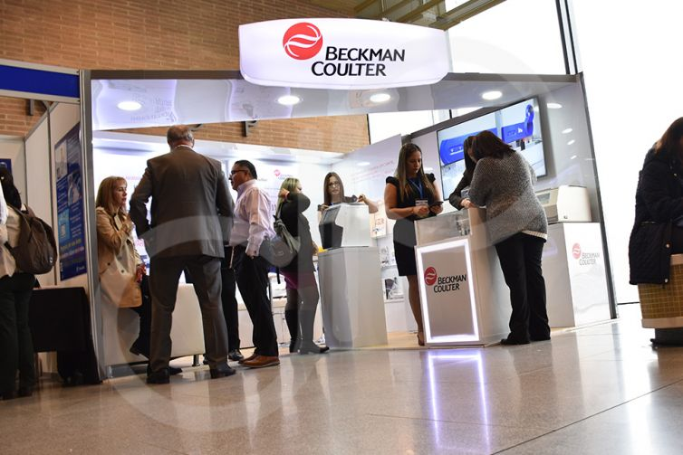 Stand Beckman Coulter CNB 2019