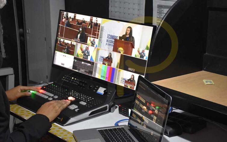 CCTV – Streaming Parlamento Andino